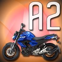 Permiso Moto 35 kW. A2